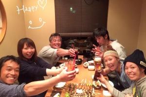 串焼き創作料理「ひがし」